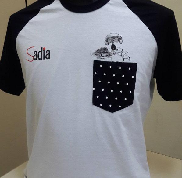 a311e4b97f618 Algumas criações de Camisetas Personalizadas Salvador